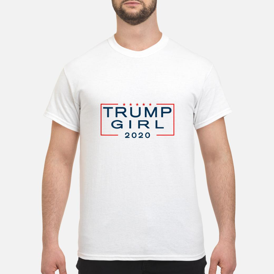 Trump Girl 2020 - President Trump Fan Gear Shirt
